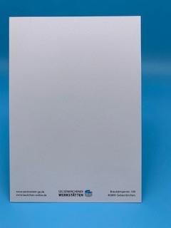 Losung 2022 Postkarte mit Soft-Touch Oberfläche