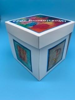 Losung 2022 Box mit Deckel aufklappbar