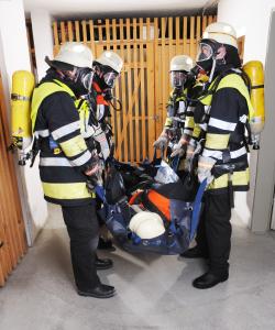 GERET-BREIT® Feuerwehr-Schwerlasttragetuch