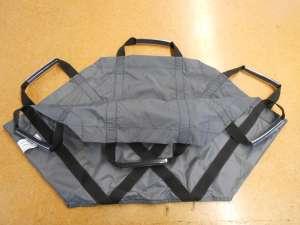 GEVAK-B Evakuierungssitz mit Schlauchgriffummantelung, inklusive Tasche