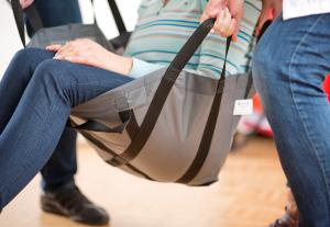 GEVAK-B Evakuierungssitz inklusive Tasche