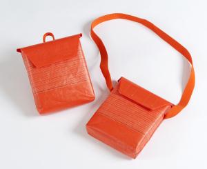 Tasche für GERET mit Schlauchgriffen und Fußsack